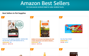 Top Selling Product recommendation leverages on social proof to increase sales