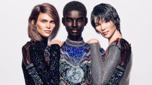 Virtual influencers, Margot, Shudu and Zhi, digital models