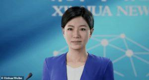 Xin Xiaowei, virtual news anchor