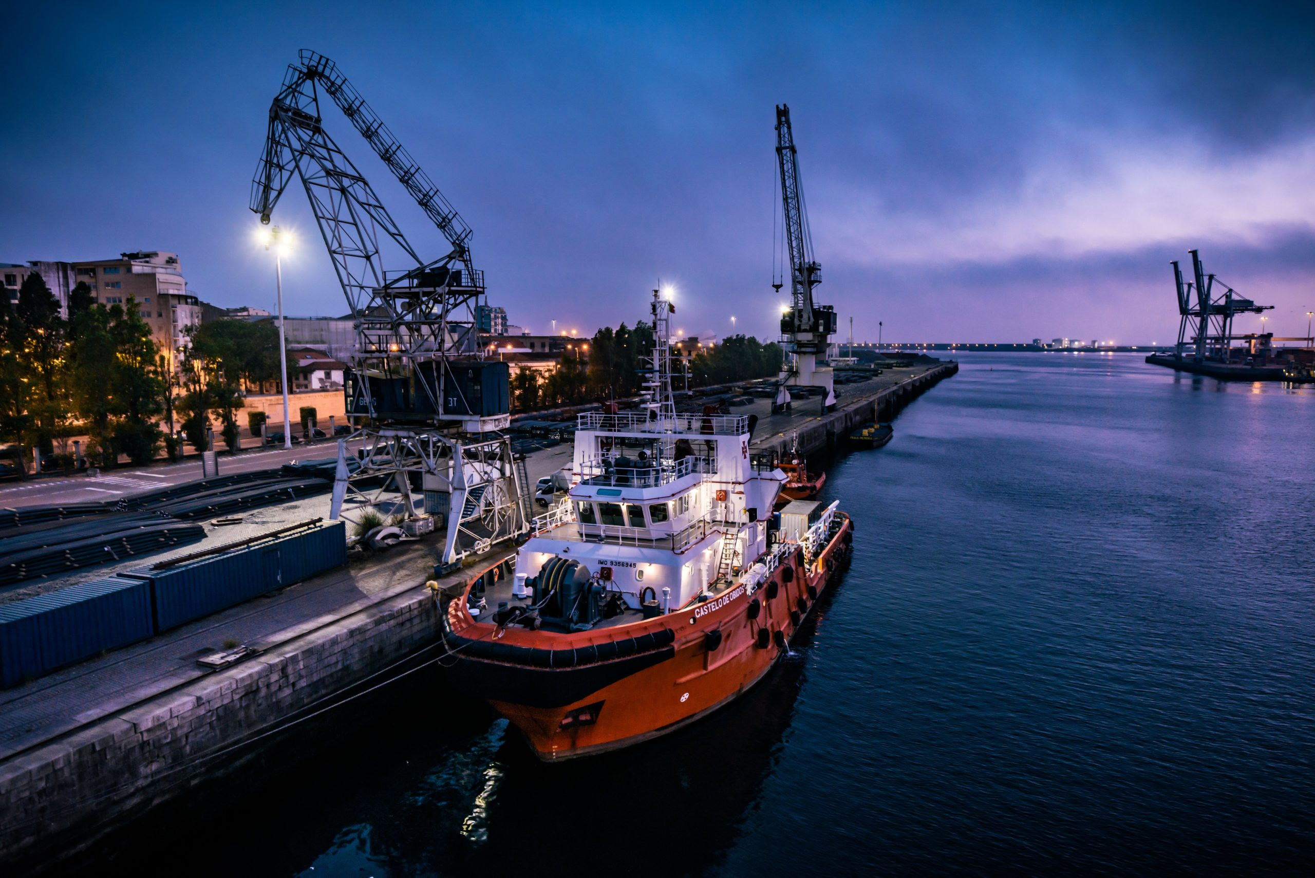 Predictive Maintenance in Vessel Maintenance