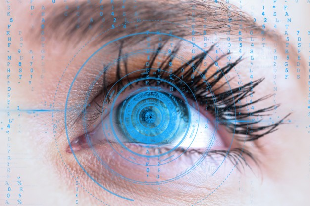 eyes with computer vision