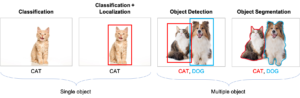 illustration of computer vision techniques
